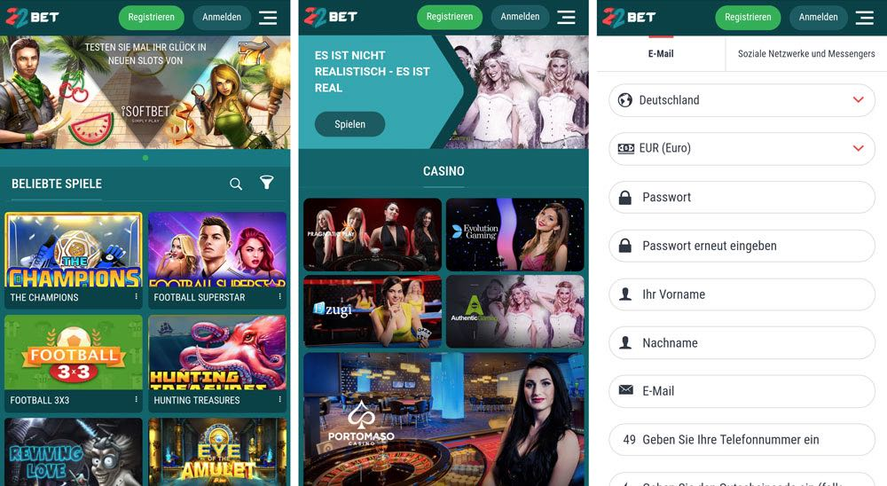 22bet-casino-app
