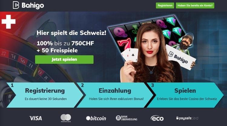 Bahigo Casino Bonus