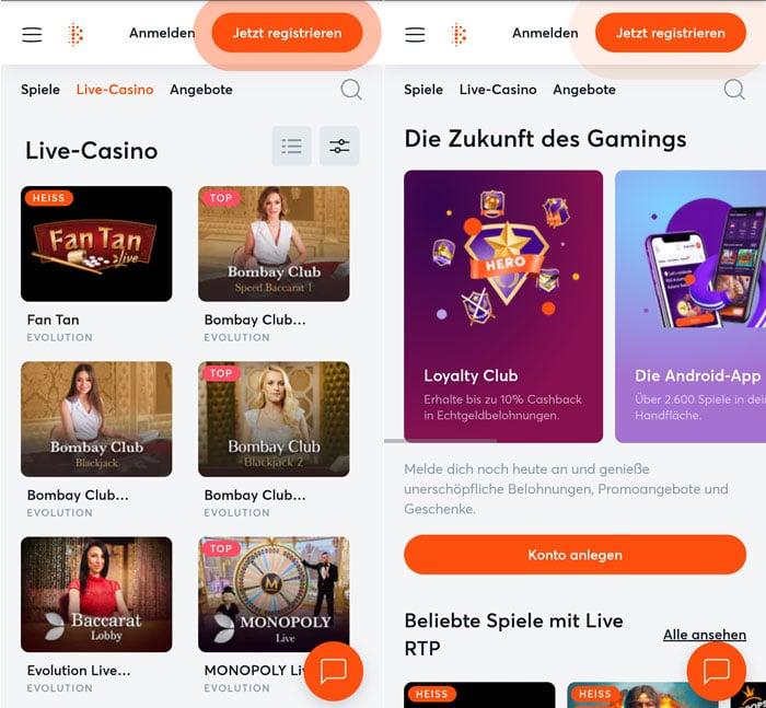 bitcasino-app