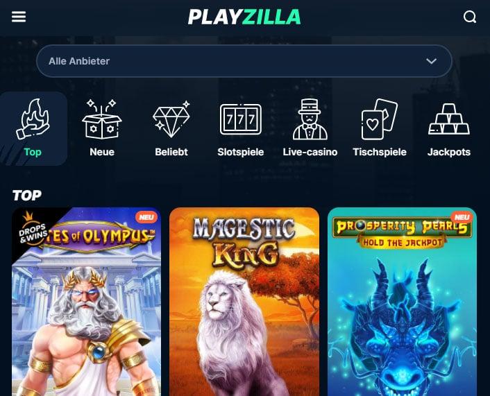 playzilla-spiele